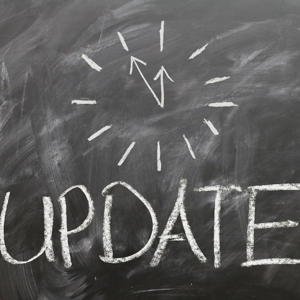 Update für Webseiten