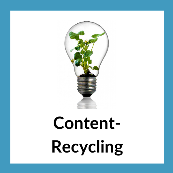 Content-Recycling in Social Media