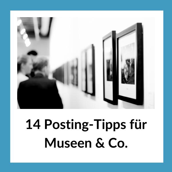 Social Media Ideen für Museen