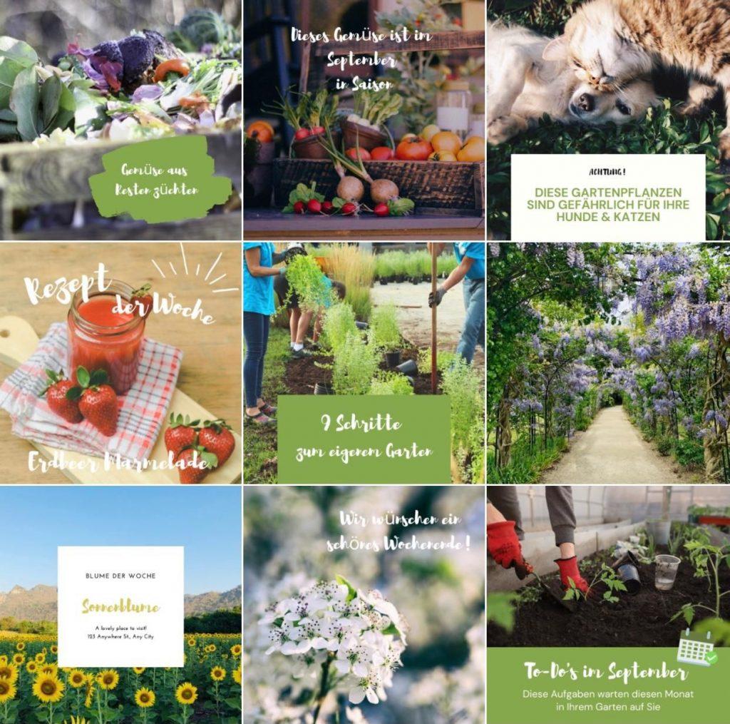Social Media für Garten- und Landschaftsbauer